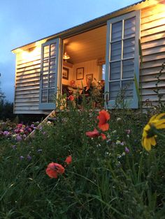 The Turnkey Shepherd's Hut by Blackdown Shepherd Huts UK