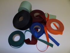 Fabric Repair Products are available to facilitate quick and extremely durable repairs that are capable of withstanding industrial wash processing. We have four types different products available. Repair Fabric Rolls – Coloured stock for mending, repairs and marking. Available in many workwear fabric colours