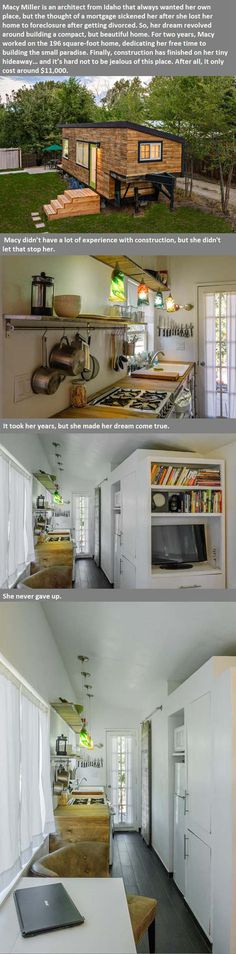 funny-house-mortgage-efficient-space Coolest tiny home ever!