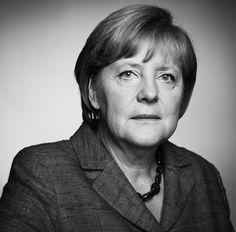 Angela Merkel (1954) - German politician (CDU) and former scientist who has been the Chancellor of Germany since 2005 - Photo © Dominik Butzmann