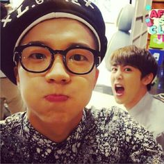 Wooyoung and Nichkhun