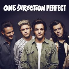 One Direction Perfect artwork