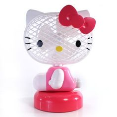 Hello Kitty electric fans.