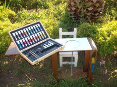 Mesa Tooly, para estudar e brincar