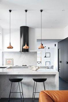 17 Modern U-Shaped Kitchen Design Inspirations