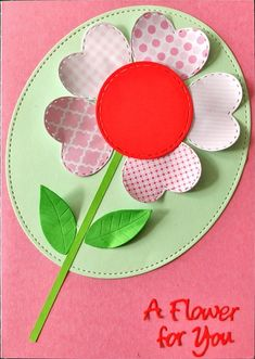 A flower for you - Ka-Crafts