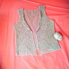 akhirnya vestnya jadi... :D