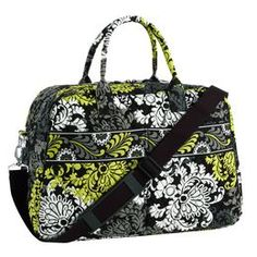 4f6adbf92695 Vera Bradley Weekender Baroque shoulder bag. Now I already have it