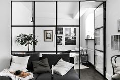 Inspirerend leuk ingericht klein appartement van 36m2