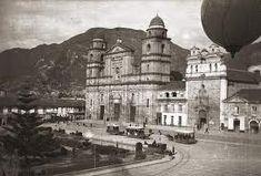 Bogota antigua