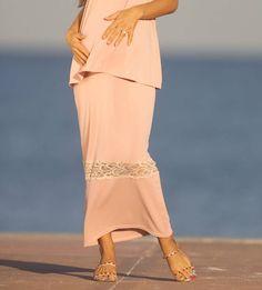 Suzette Maternity Skirt
