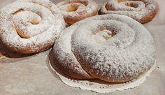 Энсаймадас – сладкая выпечка из слоеного теста (Ensaimada de Mallorca)