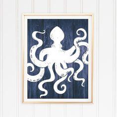 Available sizes (inches): Beach Theme Wall Decor, Beach House Decor, Frames On Wall, Framed Wall Art, Octopus Art, Nautical Art, Texture Art, State Art, Art Studios