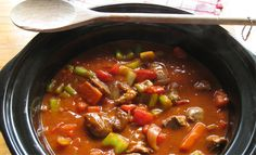 Great list of slow cooker recipes including Lamb and Tomato Hotpot Recipe - Best Slow Cooker Recipes