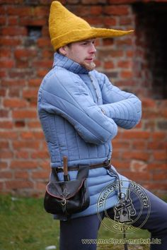 A gambeson type 2. SPES Medieval Market