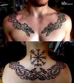 ( - p.mc.n.) viking tattoo