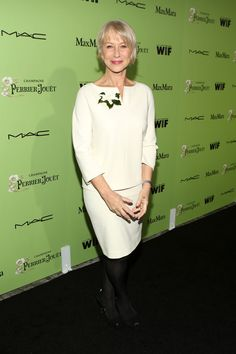 Helen Mirren in Max Mara