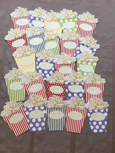 Popcorn Door Decs November