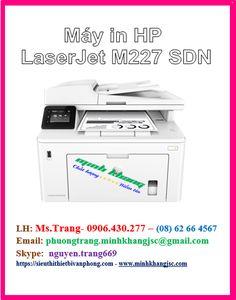 Máy in đa chức năng HP LaserJet M227sdn giá cực rẻ - Rao Ngay - Tìm kiếm, Đăng tin rao vặt miễn phí toàn quốc