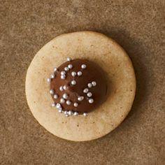 Chocolate-Kissed Cookie