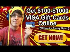 Click here to visit the official How to get a Visa Gift Card for Free   September Giveaway 2016  website: http://ift.tt/2cqXpgo  In this short video I did a How to get a Visa Gift Card for Free   September Giveaway 2016  review. At around the 00:14 I talk