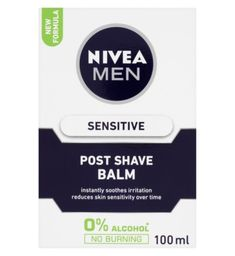 NIVEA MEN Sensitive Post Shave Balm 100ml - Boots