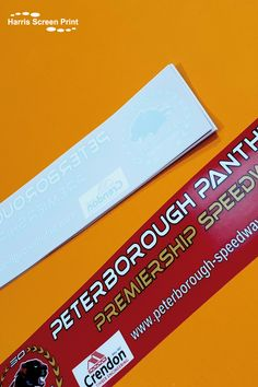 Car window stickers printed for Peterborough Speedway who host Peterborough panthers. Car window stickers are printed so that the design appears on the sticky side, so the sticker is applied on the inside of car rear windows, design facing outwards so it is viewed from outside the car. Great way to advertise your venue or club on the move around your local area year after year! Car Window Stickers, Car Stickers, Peterborough, Rear Window, Panthers, Custom Cars, Screen Printing, How To Apply, Windows