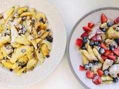 Kaiser, Fruit Salad, Oatmeal, Treats, Cooking, Breakfast, Sweet, Recipes, Instagram