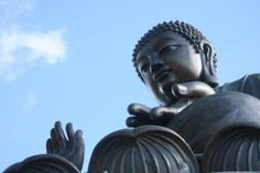 Buddha in the Clouds - Picture of Big Buddha, Hong Kong - TripAdvisor