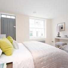 Contemporary Bedroom by Saville Construction (London) Ltd.
