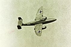 January 13, 1942: Heinkel test pilot Helmut Schenk becomes the first person to escape from a stricken aircraft with an ejection seat after the control surfaces of the first prototype Heinkel He 280 V1, DL+AS, ice up and become inoperable.