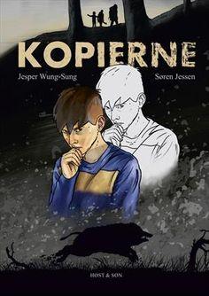 Læs om Kopierne - grafisk roman. Udgivet af Høst & Søn. Bogens ISBN er 9788763835756, køb den her