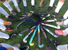 Field hockey team is my family
