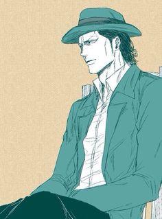 Shingeki no Kyojin┋Атака Титанов┋Attack on Titan >>> Kenny ackerman