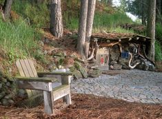 Dan Price of Joseph, Ore., takes simplicity to an extreme with his underground home.