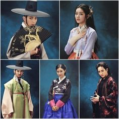 Colorful Character Stills and Second Rollicking Teaser for Scholar Who Walks the Night   A Koala's Playground