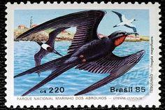 Brazilian Postage Stamps