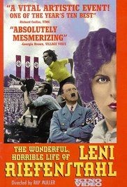 The life and career of leni riefenstahl