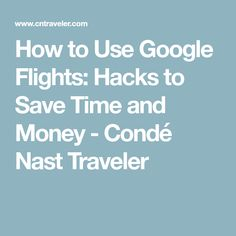How to Use Google Fl