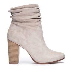 Kristin Cavailari Georgie Bootie #chinese laundry #bootie #kristin cavailari #shoes #heels #black friday #accessories #fashion #fall fashion #raw fashion magazine #promo code #coupon code #discount #sale #fashion accessories #luxury #glamorous #style #chic #Christmas #gift idea