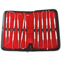 Defender 12-piece Sinus Lift Dental Implant Instruments Set