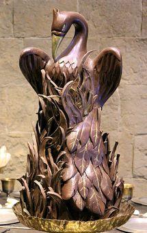 Chocolate phoenix cake - Harry Potter Wiki