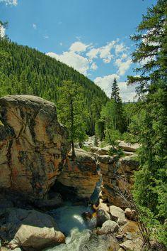 Devil's Cauldron, Independence Pass, Aspen, Colorado