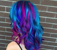 Inspiração de cor e/ou corte de cabelo