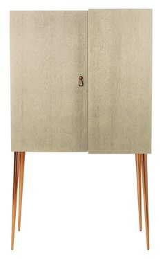 Cantori City Tall  Cupboard Sand and Copper from Heals