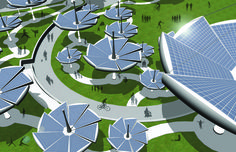 this is great ... combine the green energy forms .... make the windmills out of solar panels