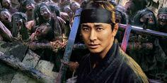 Kingdom Season 2 Explains What Caused The Zombie Outbreak Kingdom Season 2, Medical Background, Batwoman, Zombie Apocalypse, Thriller, Horror, Old Things, Seasons, Zombie Apocolypse