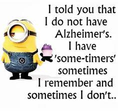 Today Top Funny Minions jokes AM, Thursday December 2016 PST) - 64 pics - Minion Quotes Cute Minions, Minion Jokes, Minions Quotes, Funny Minion, Minion Sayings, Funny Shit, Top Funny, Funny Jokes, Funny Stuff