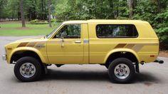 Toyota Trekker - the precursor to the 4Runner.