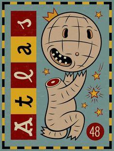Graphic Design Illustrations by Candykiller | -::[robot:mafia]::- .ılılı. electronic beats ★ visual art .ılılı.
